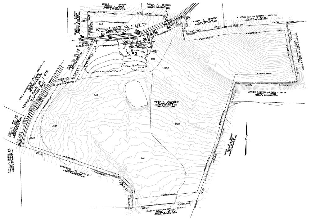 High-Five Farms Land Survey